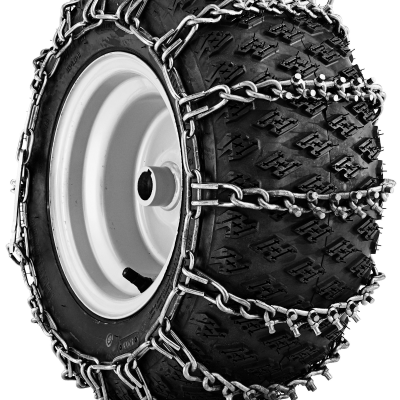 TRO036 - Snow Chains with Welded Spikes