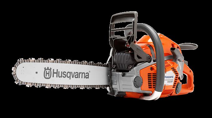 HUSQVARNA 550 XP® G TrioBrake